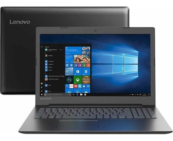 Notebook Lenovo Intel Celeron 4gb 1tb 15.6 Win10 Ideapad