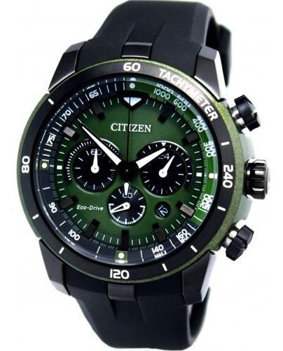 Relógio Citizen Masculino Eco-drive Tz30786g / Ca4156-01w