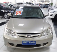 Honda Civic Lx 1.7 Manual - 2005