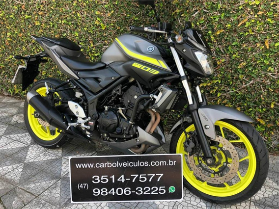 Yamaha Mt-03 Mt-03 Abs