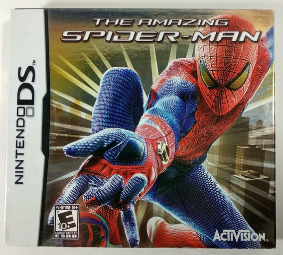 Spiderman The Amazing Original - Ds