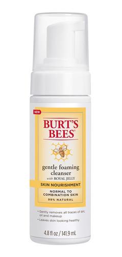 Espuma De Limpieza Facial Burt's Bees Skin Nourishment 142ml