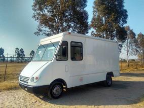 Vanette Food Truck Mercedes Benz Sprinter Exelente Doble R.