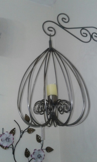 Luminária Ou Porta Vela