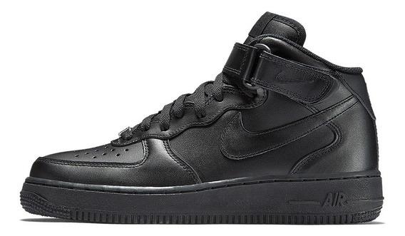 Tênis Nike Wmns Air Force 1 07 Mid #35br / 6us - 366731001