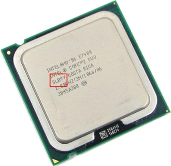 Cpu Core 2 Duo E7400 Melhor Custo/ben.que E7500 Lga 775 ¨