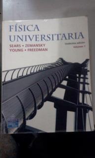 Fisica Universitaria, Pearson Sears