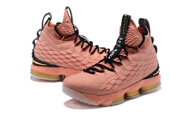 Zapatos Botas Botines Basket Nike Lebron Soldier 15