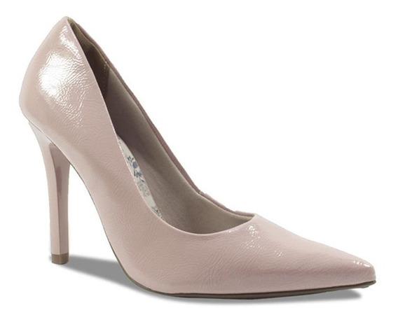 Sapato Scarpin Feminino Via Marte Verniz Show 18-10856