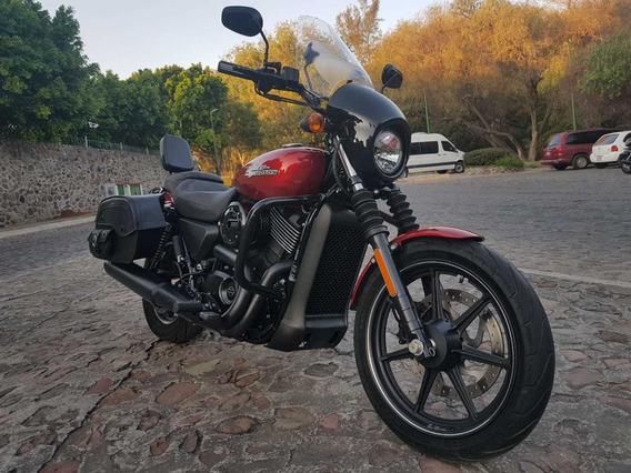 Harley Davidson Street 750