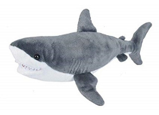 Tiburon Blanco Peluche