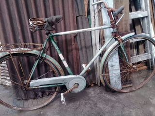 Bicicleta Atala Antigua