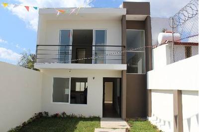 Casa Nueva Y Moderna En Venta Colonia Bellavista, Cuernavaca