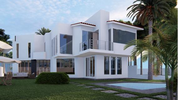 Casa Con Vista Al Lago En Lagos Del Sol
