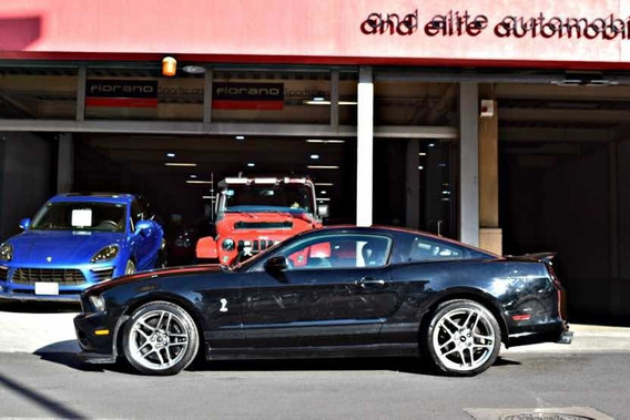Ford Mustang 5.8l Shelby Coupe Mt 2013