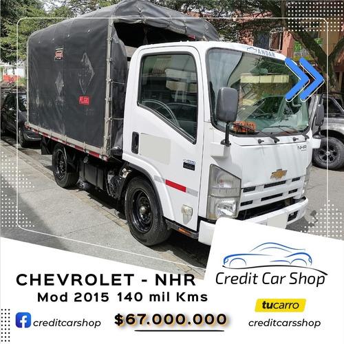 Chevrolet Nhr 2015.