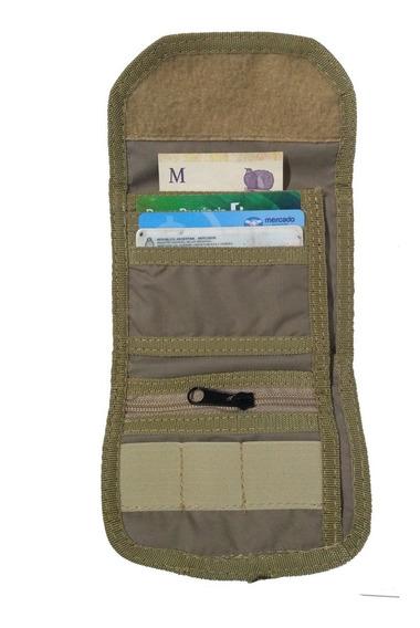 Billetera Tactica Wd Wardog Tactical Gear