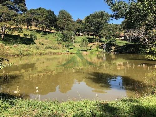 Imagem 1 de 15 de Sitio Em Atibaia A 100 Metros Da Fernão Dias - 732