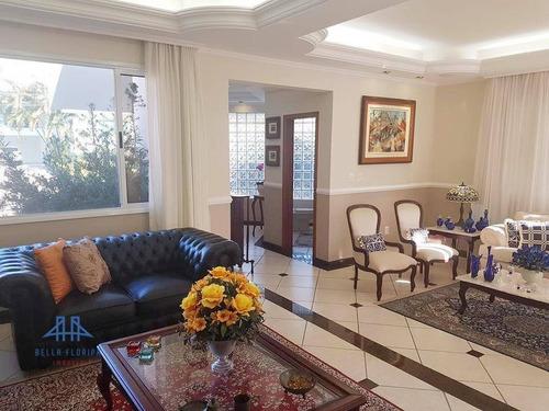 Imagem 1 de 30 de Casa Com 4 Dormitórios À Venda, 480 M² Por R$ 2.500.000,00 - Cacupé - Florianópolis/sc - Ca0670