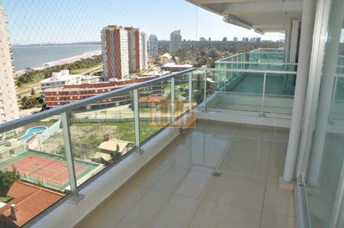 Apartamento En Mansa, 2 Dormitorios  - Ref: 2965
