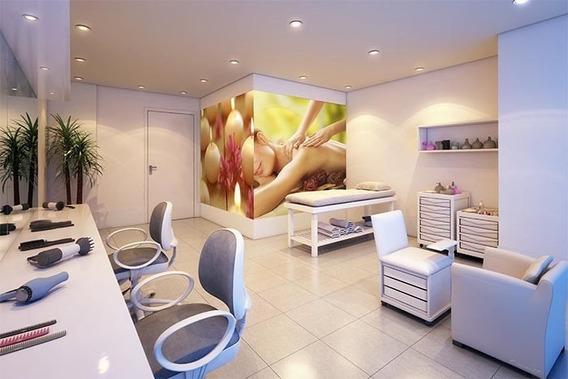 Apartamento A Venda, 1 Dormitorio, 1 Vaga De Garagem, Osasco - Ap07331 - 34685166