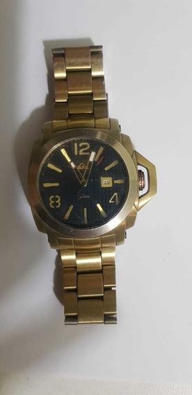 Relógio Quiksilver Lanai Gold Original