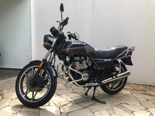Honda Cb 450 Dx - 1988