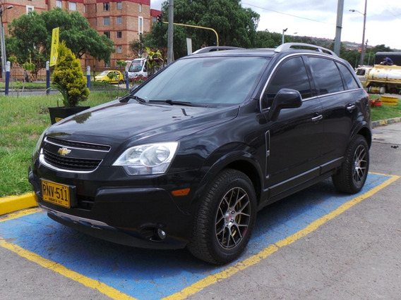 Chevrolet Captiva Sport At 3000 Cc Aa Abs Tc