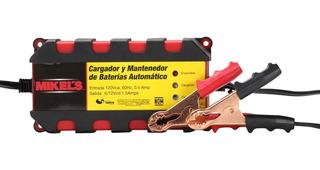 Cargador De Baterias Automatico 1.5 Amp Mikels Cba-1.5