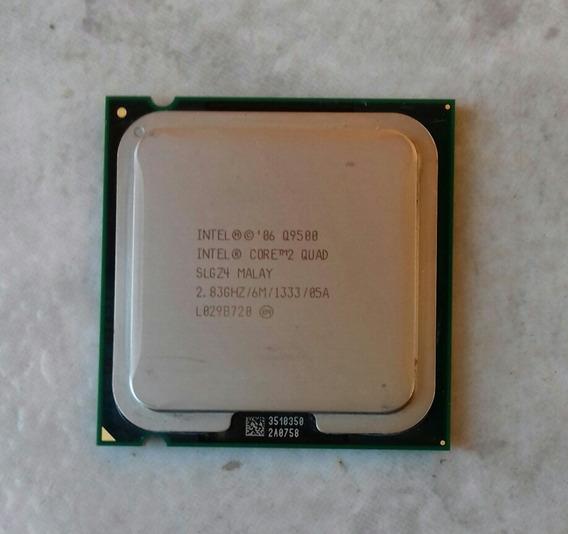 Processador Intel Core 2 Quad Q9500 Slgz4 Lga 775 2.83ghz/6m