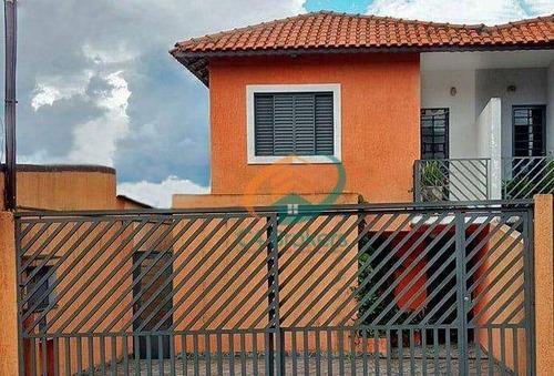 Sobrado À Venda, 146 M² Por R$ 750.000,00 - Jardim Santa Mena - Guarulhos/sp - So0304