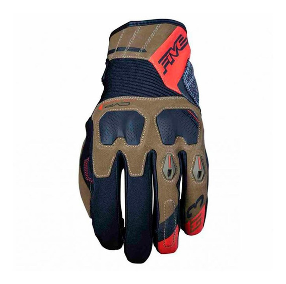 Guantes Five Gt3 Wr Cafe Mh&s