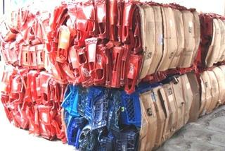 Plastico Reciclado Gaveras, Tobos Y Soplado Compra