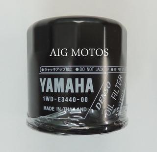 Filtro De Oleo Da Yamaha R1 R6 R3 Xj6 Fazer 600 1wd-e3440-00
