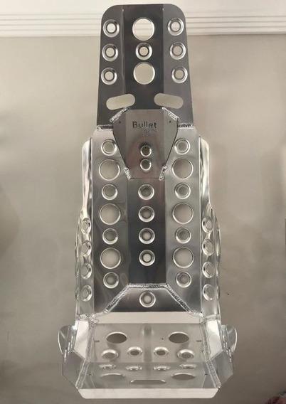Banco Concha Bullet Parts Em Alumínio Completo Com Suporte Disponível No Tamanho P M G E Gg + Brindes