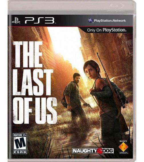Jogo The Last Of Us Ps3 Usado