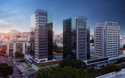 Apartamento Jk Em Auxiliadora Com 1 Dormitório - Rg460
