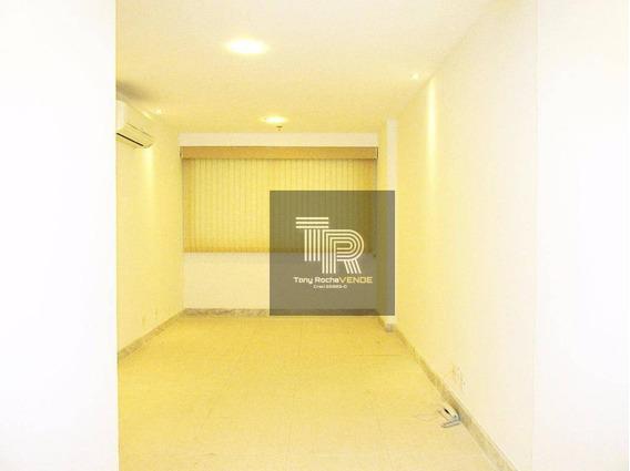 Center Offices Excelente Sala Com Split - Centro - Sa0007