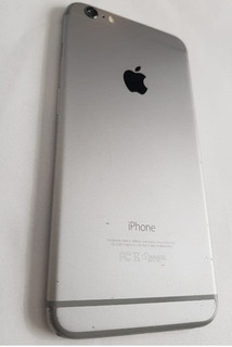 iPhone 6 Plus Cinzaespacial 16 Gb Barato Usado, S Biometria