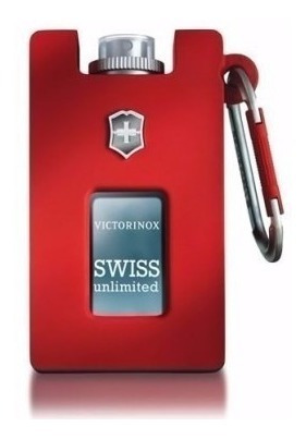 Perfume Swiss Unlimited Victorinox For Men 75ml Edt - Novo