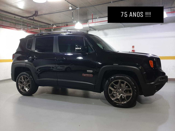 Jeep Renegade Sport 75 Anos 4x4 2.0 Turbo Diesel 2017