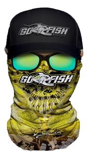 Cuello Térmico Moto Mascara Sky Bici Go Fish Filtro Uv50