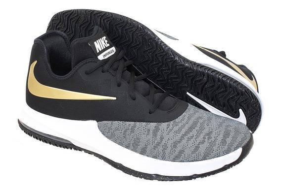 Nike Max Infuriate Iii Low Tamanho Grande Do 45 Ao 48