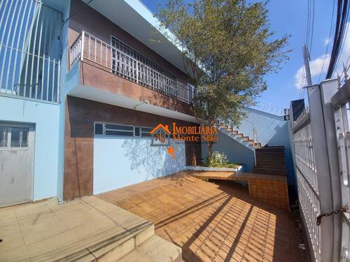 Imagem 1 de 30 de Prédio Para Alugar, 230 M² Por R$ 4.500,00/mês - Jardim Bom Clima - Guarulhos/sp - Pr0015