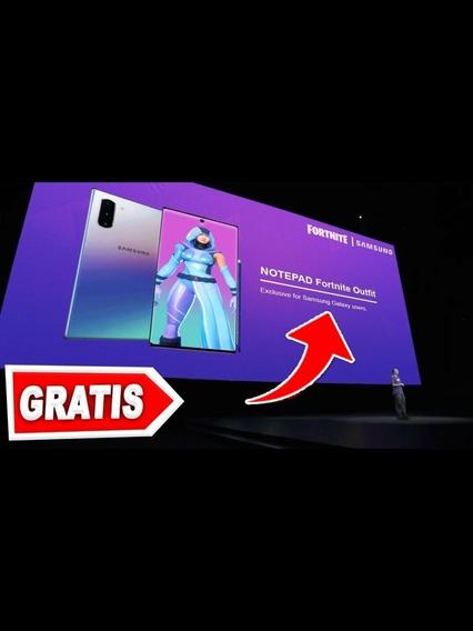 Fortnite Skin Galaxy Note10+