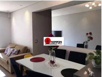 Apartamento Com 3 Dormitórios À Venda, 67 M² Por R$ 330.000 - Macedo - Guarulhos/sp - Ap1417