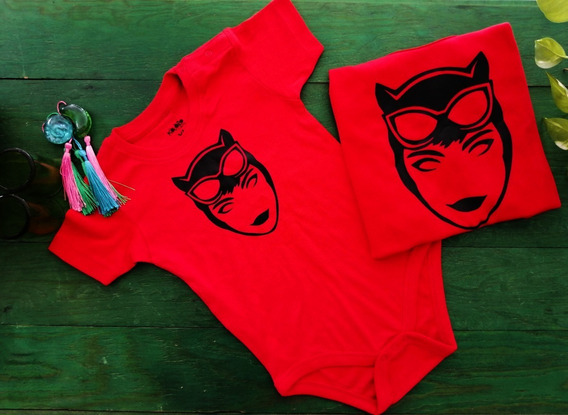 Body Baby Mameluco Aguacate / Catwoman