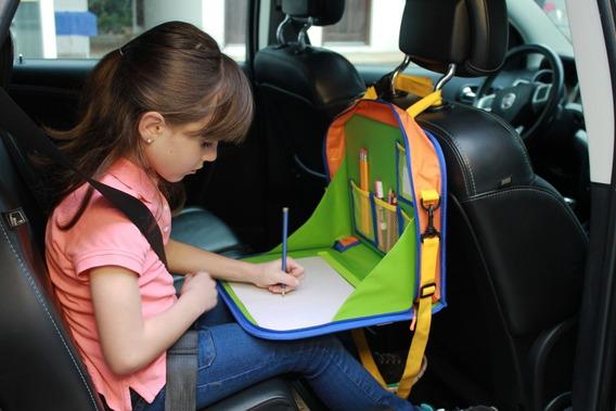 Suporte Para Tablet E Desenho Tropa Colorida Para Carro