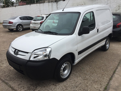 Peugeot Partner Confort / Anticipo $350.000
