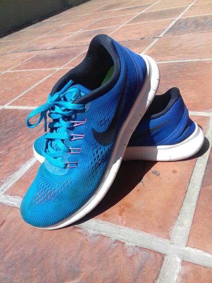 Zapatillas Mujer Nike Free Rn 38 Us 7.5